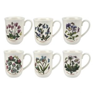 Portmeirion Botanic Garden Tulip Beaker- Single
