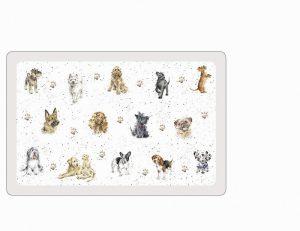Wrendale Designs- Dog Flexible Placemat