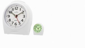 Acctim Broadway Smartlite Sweeper Alarm Clock