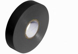 Insulation Tape Black- 33m by 19mm