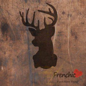 Frenchic Stencil Royal Stag