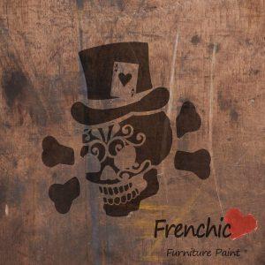 Frenchic Stencil Gambling Jack