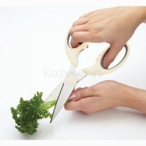 Colour Works Classic Multipurpose Kitchen Scissors Assorted