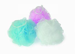Bath Ball (Single)- Assorted Colours