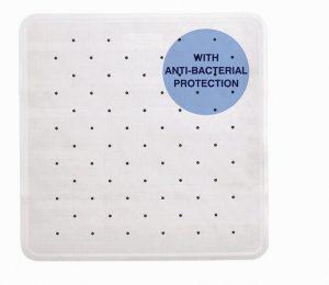 Showerdrape Classic Shower Mat White