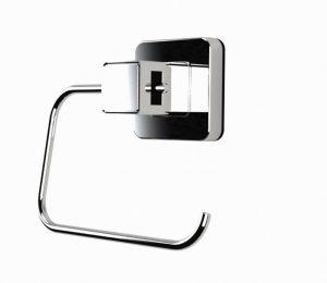 Showerdrape Pushloc Toilet Roll Holder-Chrome