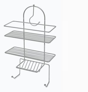 Blue Canyon Shower Caddy with Hook
