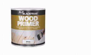 Blackfriar Wood Primer White 500ml