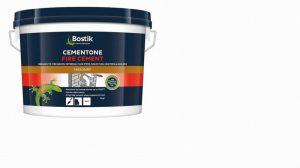 Bostik Fire Cement Buff 500g