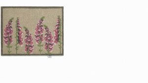 Hug Rug Mat Floral 2 Design- 65x85cm