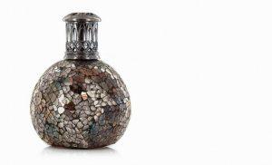 ASHLEIGH & BURWOOD: FRAGRANCE LAMP – METALLIC ORE