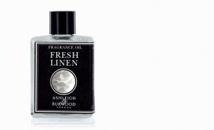 ASHLEIGH & BURWOOD: FRAGRANCE OIL – FRESH LINEN