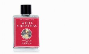 ASHLEIGH & BURWOOD: FRAGRANCE OIL – WHITE CHRISTMAS