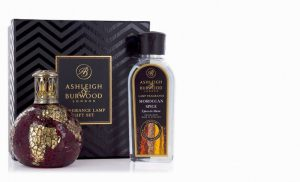 ASHLEIGH & BURWOOD: FRAGRANCE LAMP GIFT SET – DRAGON'S EYE