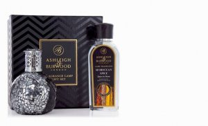ASHLEIGH & BURWOOD: FRAGRANCE LAMP GIFT SET – LITTLE DEVIL