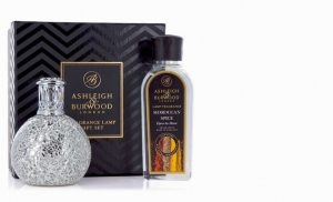 ASHLEIGH & BURWOOD: FRAGRANCE LAMP GIFT SET – TWINKLE STAR