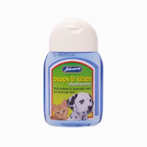 Johnsons Puppy & Kitten Shampoo – 125ml