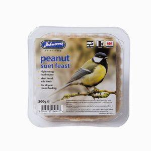 Johnsons Peanut Suet Feast