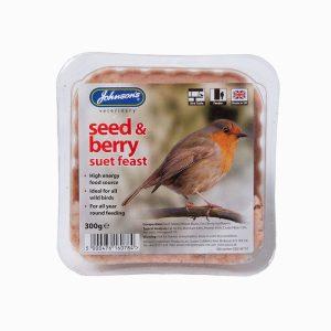 Johnsons Seed & Berry Suet Feast