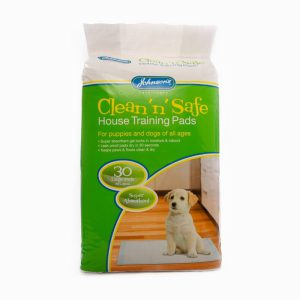 Johnsons Puppy House Training Pads x30 pads
