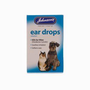 Johnsons Pet Ear Drops