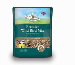 Harrisons Premier Wild Bird Mix 2kg Pouch