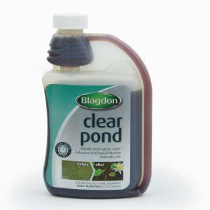 Blagdon Clear Pond 250ml