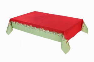 Talking Tables Botanical Berry Table Cover