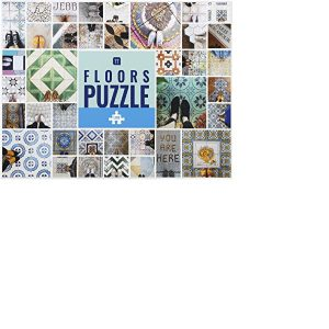 Talking Tables Floors Puzzle 1000pc