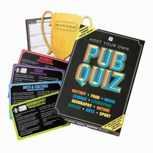 Talking Tables Host Your Own Pub Quiz
