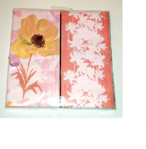 Talking Tables Napkin Duo- Pink Anemone