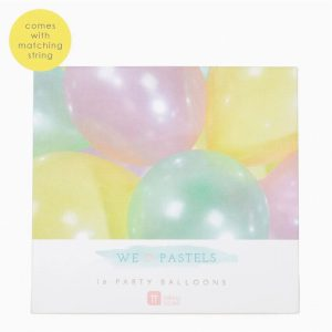 Talking Tables We ? Pastels Balloons