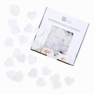 Talking Tables Modern Romance White Confetti