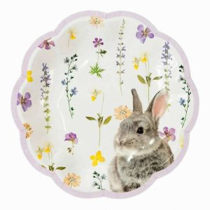Talking Tables Truly Bunny Plates