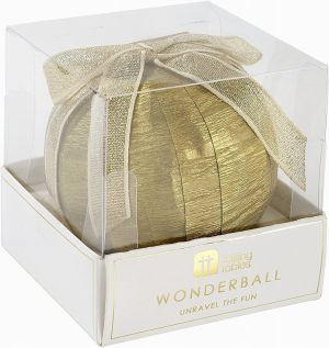 Talking Tables Gold Womderball Game