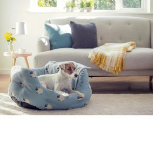 Zoon Oval Bed Counting Sheep- Large