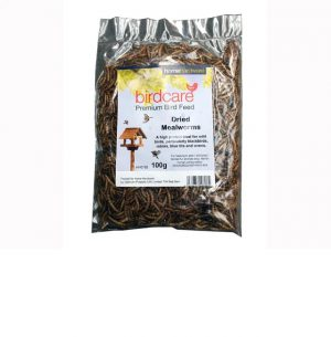 HomeHardware Dried Mealworms 100g