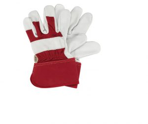Briers Premium Rigger Gloves Red Small