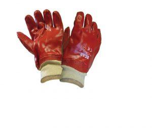 Scan PVC Knitwrist Gloves – L (Size 9)