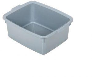 Addis Eco Five Star Washing Up Bowl Rectangular Grey (Butler)