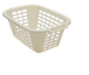 Addis Rectangular Laundry Basket Linen