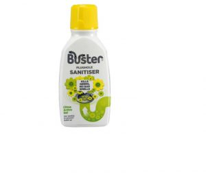 Buster Plughole Liquid Sanitiser 300ml