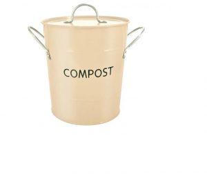 Eddingtons Compost Pail Buttercream