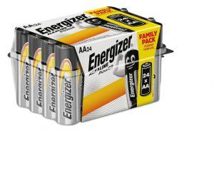 Energizer Alkaline Power Pack AA x 24