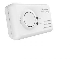FireAngel Carbon Monoxide Detector White