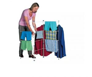 HomeHardware Clothes Horse 3 Fold 20in