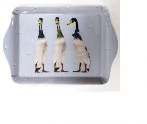 HomeHardware Mini Trinket Tray 3 Ducks
