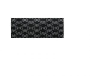 JVL Big Diamond Mega Runner Mat 150cm