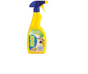 1001 Pet Stain & Odour Remover 500ml