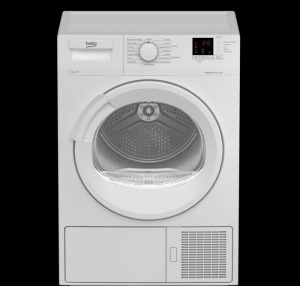 Beko DTLP81141W 8kg Heat Pump Tumble Dryer